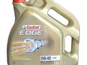 Castrol edge 0w40 4l Синтетическое моторное масло в Нур-Султане (Астане)