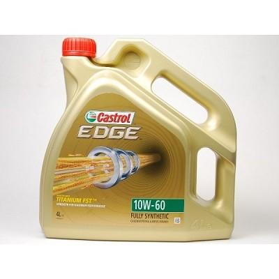 Castrol Edge 10W60 4л Синтетическое моторное масло в Нур-Султане (Астане)