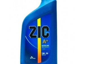 ZIC A+5W30 1L Полусинтетическое моторное масло в Нур-Султане (Астане)