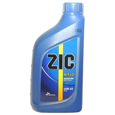 ZIC HIFLO 15 W 40 1 L Полусинтетическое моторное масло в Нур-Султане (Астане)