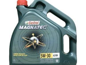 Castrol Magnatec 5W30 4л Синтетическое моторное масло в Нур-Султане (Астане)