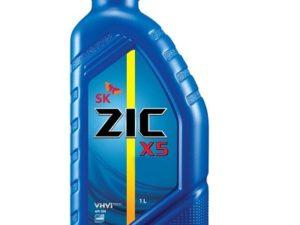 ZIC X5 10W40 1L Полусинтетическое моторное масло в Нур-Султане (Астане)