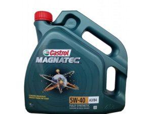 Castrol Magnatec 5W40 4л.
