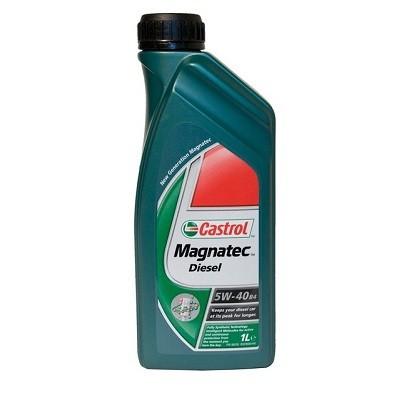 CASTROL Magnatec diesel 5w40 4l Синтетическое смазочное вещество в Нур-Султане (Астане)