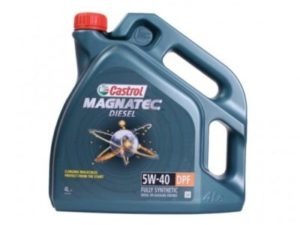 CASTROL Magnatec diesel 5w40 4l