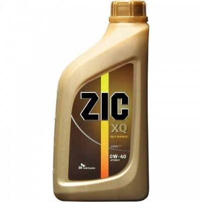 ZIC XQ 0W40 1L