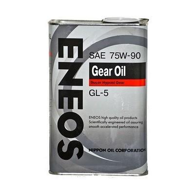 ENEOS 75W90 GL5 1L Трансмиссионное моторное масло в Нур-Султане (Астане)