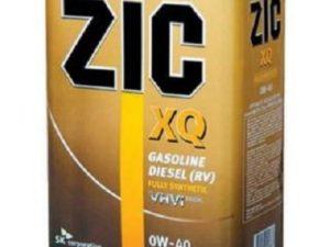 ZIC XQ 0W40 4L Синтетическое моторное масло в Нур-Султане (Астане)