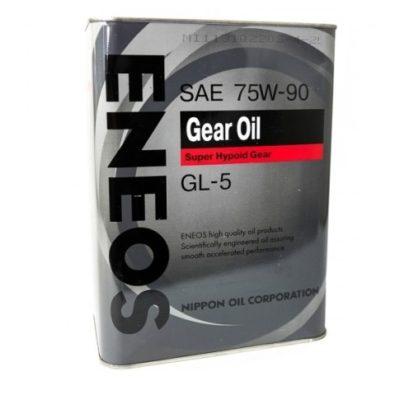 ENEOS 75W90 GL5 4L Трансмиссионное моторное масло в Нур-Султане (Астане)