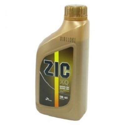 ZIC XQ 5W40 1L Синтетическое моторное масло вв Нур-Султане (Астане)