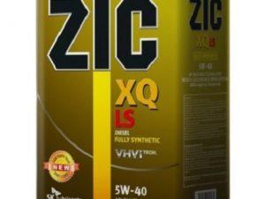 ZIC XQ 5W40 4L