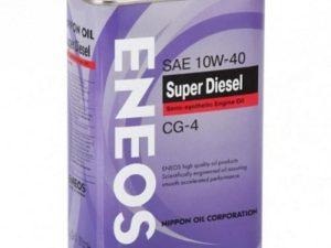 ENEOS SUPER DIESEL SS CG-4 10W40 1L Полусинтетическое моторное масло в Нур-Султане (Астане)
