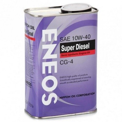 ENEOS SUPER DIESEL SS CG-4 10W40 1L