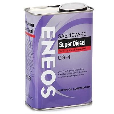 ENEOS SUPER DIESEL SS CG-4 10W40 4L