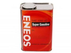 ENEOS SUPER GASOLINE SL 10W40 0.94L Полусинтетическое моторное масло в Нур-Султане (Астане)