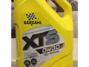 BARDAHL 0w30 XTC 5 L