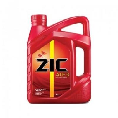 ZIC DEXSTRON 3 4 L Синтетическое трансмиссионное масло в Нур-Султане (Астане)