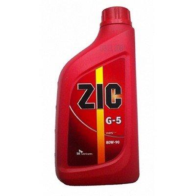 ZIC G-5 80W90 1L Полусинтетическое масло в Нур-Султане (Астане)