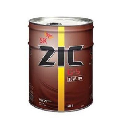 ZIC G-5 80W90 20L Трансмисcионное масло в Нур-Султане (Астане)