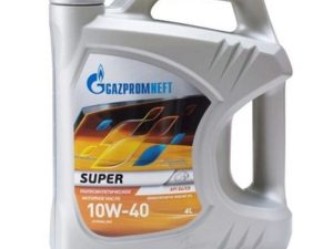 Gazpromneft Super 10w40 4л