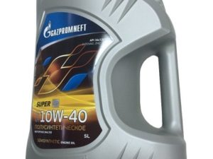 Gazpromneft Super 10w40 5л