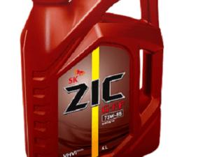 ZIC G-FF 75W85 4 L