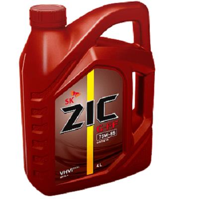 ZIC G-FF 75W85 4 L Синтетическое масло в Нур-Султане (Астане)