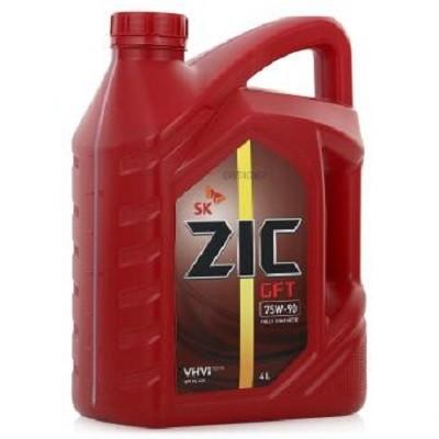 ZIC G-FF 75W90 4L Синтетическое трансмиссионное масло в Нур-Султане (Астане)