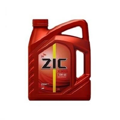 ZIC X3000 15W40 4L Полусинтетическое моторное масло в Нур-Султане (Астане)