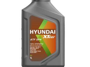 Hyundai Xteer ATF SP4 1л