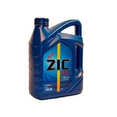 ZIC X5 10W40 6L Полусинтетическое моторное масло в Нур-Султане (Астане)