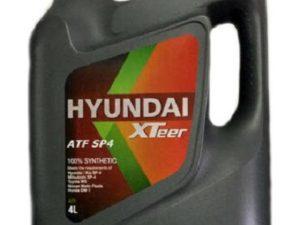 Hyundai Xteer ATF SP4 4л