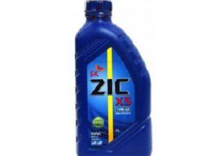 ZIC X5000 10W40 1L
