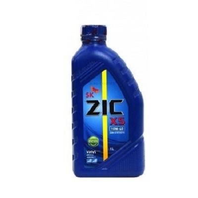 ZIC X5000 10W40 1L Полусинтетическое моторное масло в Нур-Султане (Астане)