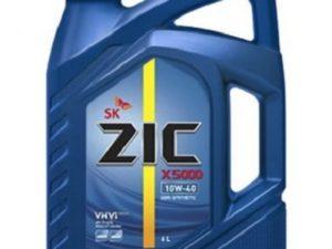 ZIC X5000 10W40 6 L