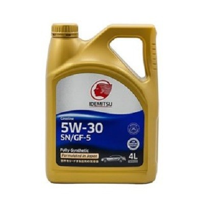 IDEMITSU SN/GF-5 5W30 F-S 4л Синтетическое моторное масло в Нур-Султане (Астане)