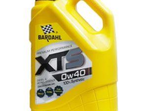 BARDAHL 0w40 XTC 5 L