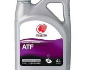 IDEMITSU ATF 4л Синтетическое моторное масло в Нур-Султане (Астане)