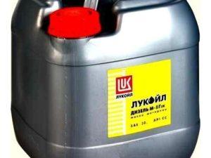 Лукоил дизель М-8Г2К 50Л Дизель в Нур-Султане (Астане)
