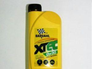 BARDAHL 0w30 XTC 1L