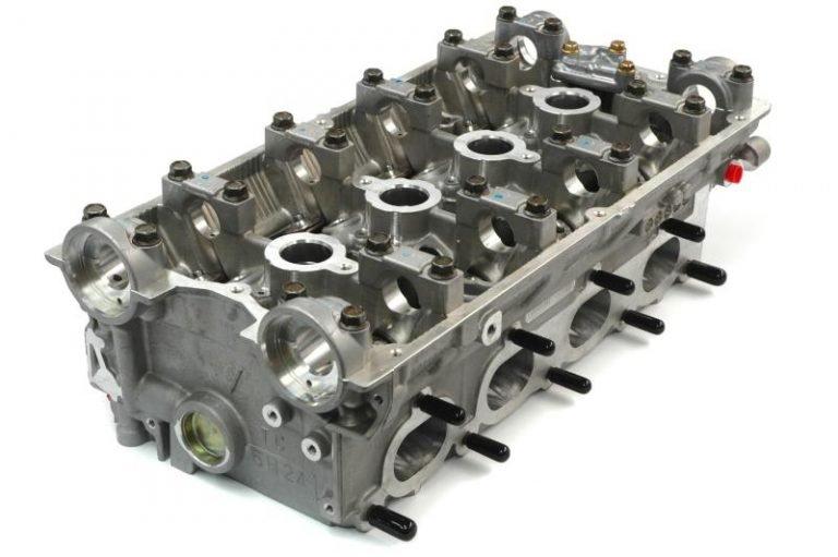 Ремонт двигателя и установка